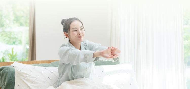 体からストレスを取り除くストレスフリー療法